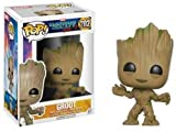 FunKo 13230 Actionfigur Guardians O/T Galaxy 2: Groot, braun, Standard