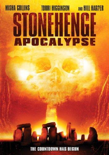 Stonehenge Apocalypse by Misha Collins