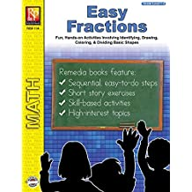 Easy Fractions: An introduction to fractions! (English Edition)