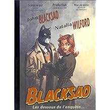 Blacksad : Si c'était un film, Hors série