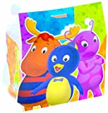Designware Backyardigans Treat Boxes - 6 ct