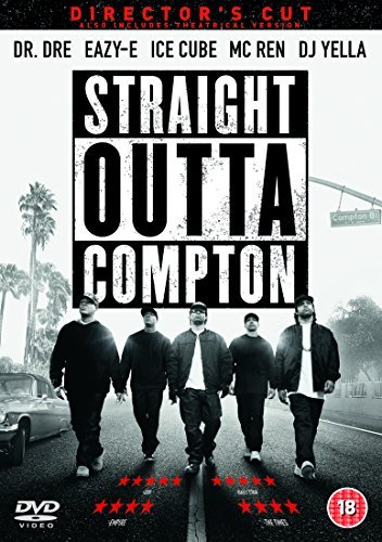 Straight Outta Compton - Director's Cut [DVD] by Corey Hawkins