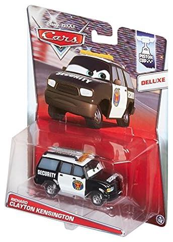 Disney Pixar Cars – Piston Cup – Richard Clayton Kensington – 1 Véhicule Deluxe Diecast 5 cm
