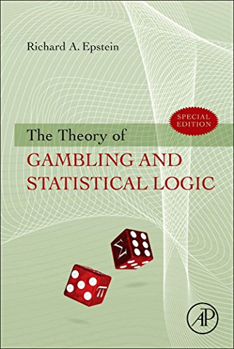 The Theory of Gambling and Statistical Logic (English Edition)