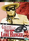 The Lone Ranger - 4 Classic Episodes - Vol. 3 [DVD]