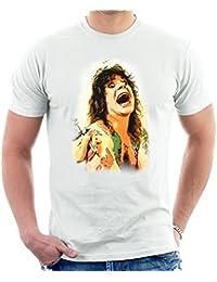 Tony Mottram Official Photography - Ozzy Osbourne Getting A Tattoo Men's T-Shirt