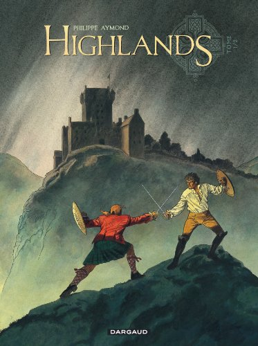 Highlands - tome 1 - Le portrait d'Amelia (1/2)