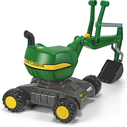 Kinderbagger Rolly Toysc rolly toys 421022 - rollyDigger John Deere