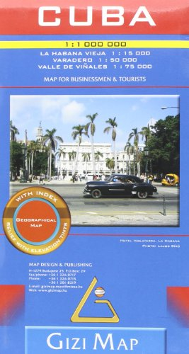 Cuba Geografical 2009