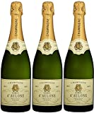 Comted'AuloneChampagner Brut