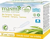 Best Tampons - Masmi Chlorine Free Certified Organic Cotton Digital or Review