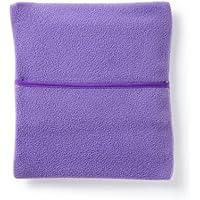 Hotties Microhottie Microwavable Hot Water Bottle Purple Polyester Fleece preisvergleich bei billige-tabletten.eu