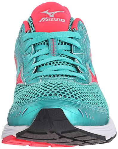 Mizuno Wave Sayonara 3 Maschenweite Laufschuh Malibu Blue/Pink