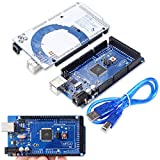 Arduino Mega 2560 R3 microcontrollore ATmega2560 PIU CAVO USB COMPATIBILE