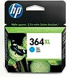 HP - 364XL - Cartouche d'encre d'origine - Cyan