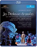 Bizet : Les Pêcheurs de perles - Die Perlenfischer / The Pearl Fishers [Blu-ray] [2014] [Region Free]