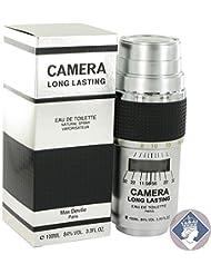 Camera Cologne by Max Deville for Men. Eau De Toilette Spray 3.3 Oz / 100 Ml by Max Deville
