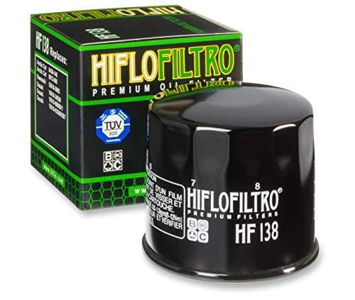 Suzuki LTA Jungen LTF LTV 400-450-500-700-king Quad Vinson Twin Quadrunner quadsport-filtre Hat Öl HF138 (Suzuki Quad öl)