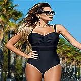 WXQQ Schwimmen Badeanzug Bikinidame SexyDamen Badekleid Badeanzug Swimsuit -