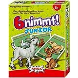 "Amigo - 9950 - Jeu de cartes ""6 nimmt! Junior"" - Langue: allemande"