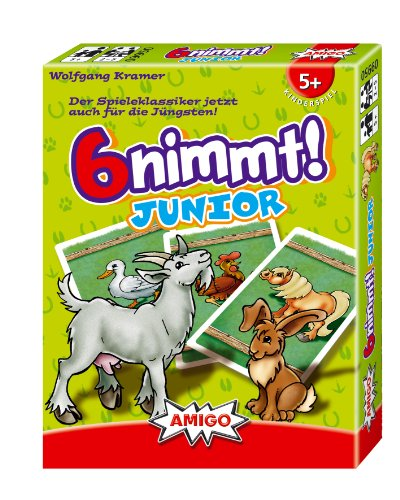 Amigo Spiele 9950 - 6 nimmt! Junior Preisvergleich