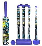 Best Cricket Bats - Zitto Batman Cricket Set with 1 Plastic Bat Review