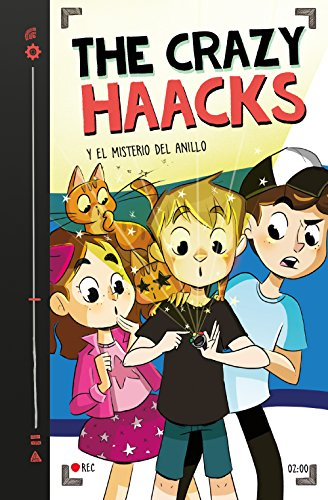 The Crazy Haacks y el misterio del anillo Serie The Crazy
