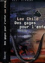 Des gages pour l enfer de Lee Child