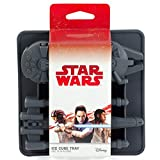 Best Star Wars mercancías - Star Wars silicona Ice Cube bandejas Millenium Falcon Review