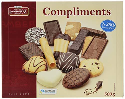 """Lambertz Gebäckmischung """"Compliments"""", 8er Pack (8 x 500 g)"""