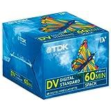 TDK Video-Band 5x DVM60MiniDV- -