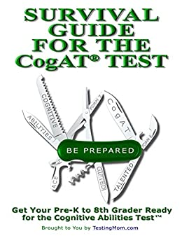 Testing survival guide for cogat practice for cognitive abilities testing survival guide for cogat practice for cognitive abilities test cogat test fandeluxe Gallery