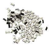 100pcs 3x6x2.5mm Taktile Taster Taktschalter Mikroschalter SMD-Schalter