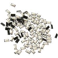 100pz 3x6x2.5mm Pulsante Tattile Pressione Passare Interruttore Di Tatto Interruttore Micro (Interruttore Di Tatto)