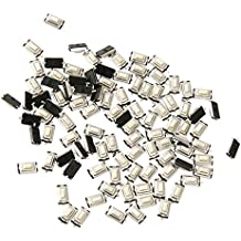 100pz Pulsante Tattile Interruttore Interruttore Di Tatto Microinterruttore 6x6x13mm