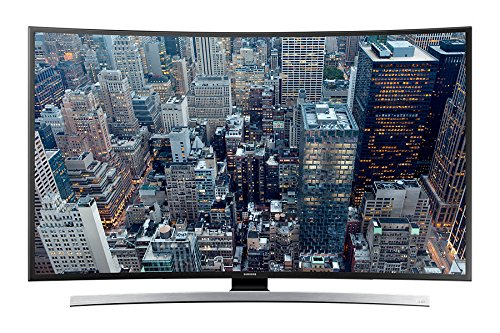 Samsung UE40JU6770 schwarz Curved 4K Ultra HD PQI 1200 LED-TV 40