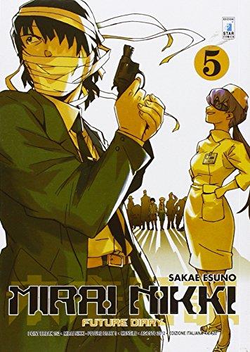 Mirai Nikki. Future diary: 5