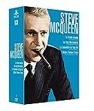 Collection Steve McQueen (I) - 4 films : La grande évasion + Les Sept mercenaires + L'affaire Thomas Crown + La canonnière du Yang-Tsé