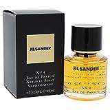 Jil Sander Nº4 Eau de Parfüm mit Zerstäuber, Damen, 50 ml, 1er Pack, (1x 50 ml)