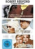 Robert Redford ( Ein unmoralisches Angebot / Der Grosse Gatsby / Barfuss im Park ) [3 DVDs]