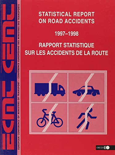 Rapport statistique sur les accidents de la route. 1997/1998 par Ecmt