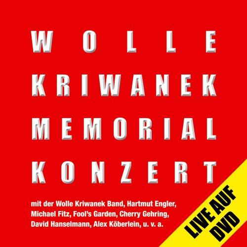 Wolle Kriwanek Memorial Konzert (Slimcase-Edition)