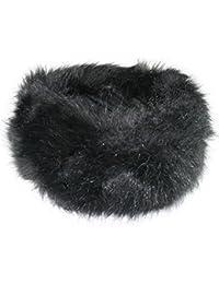 Lovely Ladies Luxury Faux Fur Headband Womens Ski Earwarmers Ear Muffs Winter Warm Headband