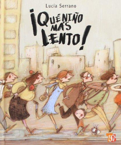 Qua Nino Mas Lento! (Los Especiales de A la Orilla del Viento) por Lucia Serrano