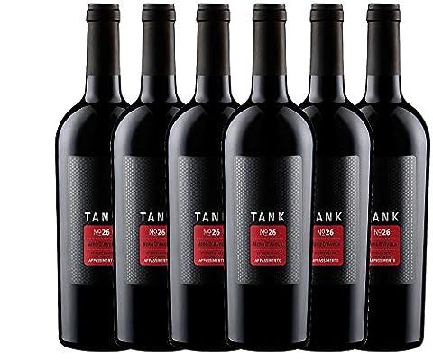 6er Paket - TANK No 26 Appassimento Nero d