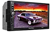 Sound Boss SB-7012B 7-inch Double Din Touch Screen with Bluetooth