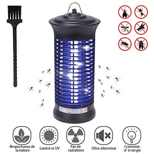 CGBOOM Lampe Moustiques, UV LED Moustique Tueur Lampe,...