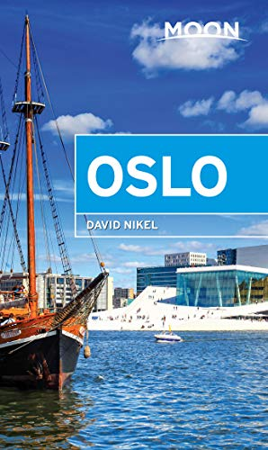 Moon Oslo Travel Guide English Edition