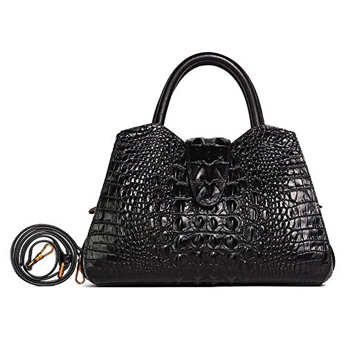 Lederleiter Bolso de Hombro Bolso Bandolera, Bolsos MujerCuero Bolso Shopper Callejero Bag