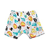 Covermason Bebé Unisex Niños Niñas Impresión Pantalones Cortos (12M, F)